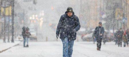 Украинцев предупредили о приближении новой волны сильных морозов