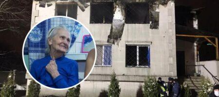 Искали сутки: близкие нашли пропавшую пенсионерку из сгоревшего пансионата