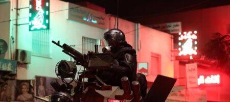 Колыбель арабской весны. Тунис охватили беспорядки (СЮЖЕТ)
