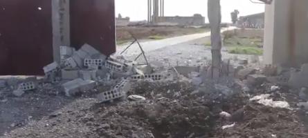 Российскую базу в Сирии атаковала турецкая артиллерия (ВИДЕО)