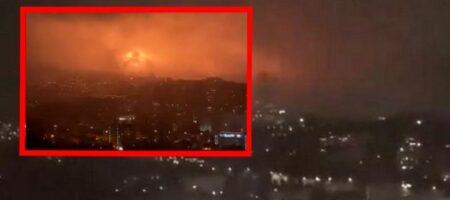 Мощный взрыв в Ялте погрузил курорт во тьму: видео инцидента