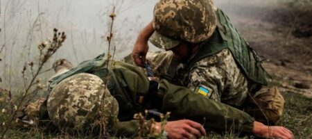 Морпехи ВСУ отомстили за погибшего от пули снайпера побратима
