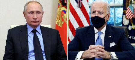 Байден напрямую связал Москву с войной на Донбассе - Кремль выступил с заявлением