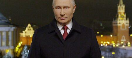В Кремле паника! Новогоднее поздравление от Путина забросали дизлайками и гневными коментами - каналы РФ отключали комментарии
