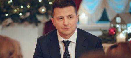 Новогоднее поздравление Зеленского: в сети бурно обсуждают слова президента