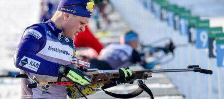 Украинцу Дудченко не хватило 0,5 сек до исторического третьего места на этапе в Антхольце