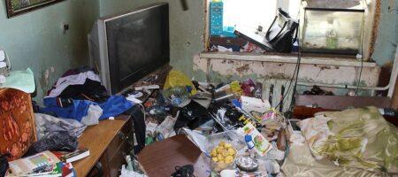 Многодетную семью из Харькова заподозрили в поедании собак: жуткие кадры из квартиры