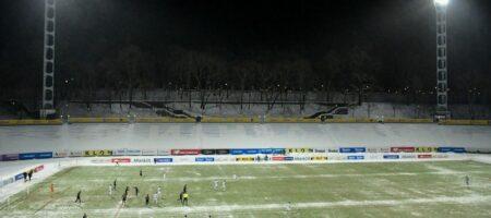 Матч Динамо — Брюгге может не состояться из-за сильных морозов в Украине — СМИ