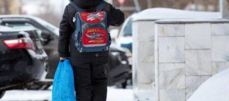 В Ровно снегопады остановили обучение в школах
