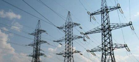 Украина нарастила объем импортируемой электроэнергии из РФ