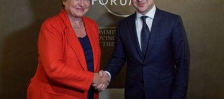 Украина ожидает транш МВФ до лета