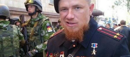 Появилось видео, которое россияне тщательно скрывали: Моторола расстреливает дома в Донецке из гранатомета