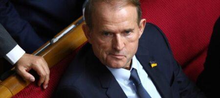 В Украине наложили санкции на самолеты Медведчука и Козака