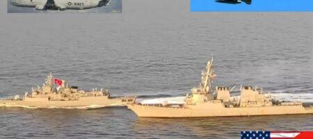 ВМС Турции и США объединились для защиты Черного моря - РФ в тисках, Украина празднует победу