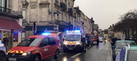 В Бордо в жилом доме прогремел взрыв: есть пострадавшие
