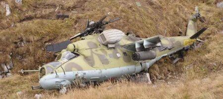 В Сирии потерпел крушение Ми-35 ВКС России: Reuters пишет о погибшем, в Москве ответили