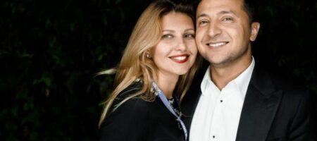 Зеленский поздравил жену с днем рождения трогательным стихом (ФОТО)