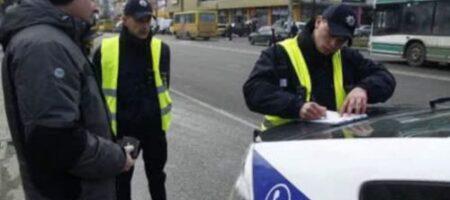 Первый пошел: в МВД выявили нарушителей ПДД, которых накажут по новому закону