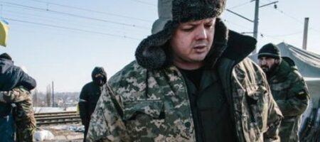 """СБУ вручила подозрение Семенченко по делу о """"ЧВК"""""""