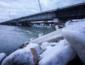 """Больше 100 российских кораблей попали в """"ловушку"""" у Керченского моста: в Азовском море все сковало льдом"""