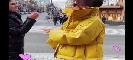 «Ах ты с**а продажная»: На Ани Лорак, которая появилась в Киеве накинулись с оскорблениями (ВИДЕО)