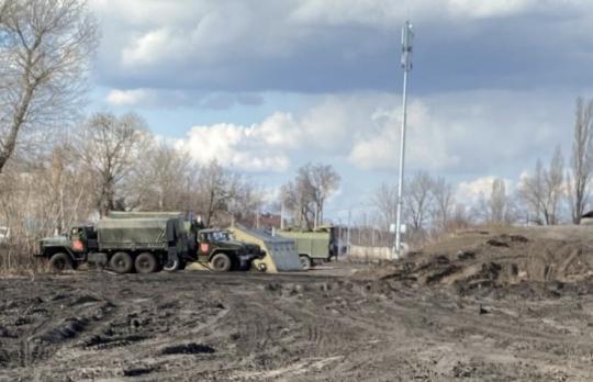 Новые точечные вторжения России в Украину прогнозирует ЦРУ