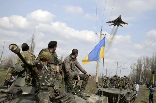 Донецкий активист рассказал, когда на самом деле началась война на Донбассе