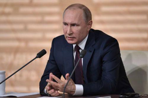 Стало известно, чего ждет Путин от переговоров Зеленского, Макрона и Меркель