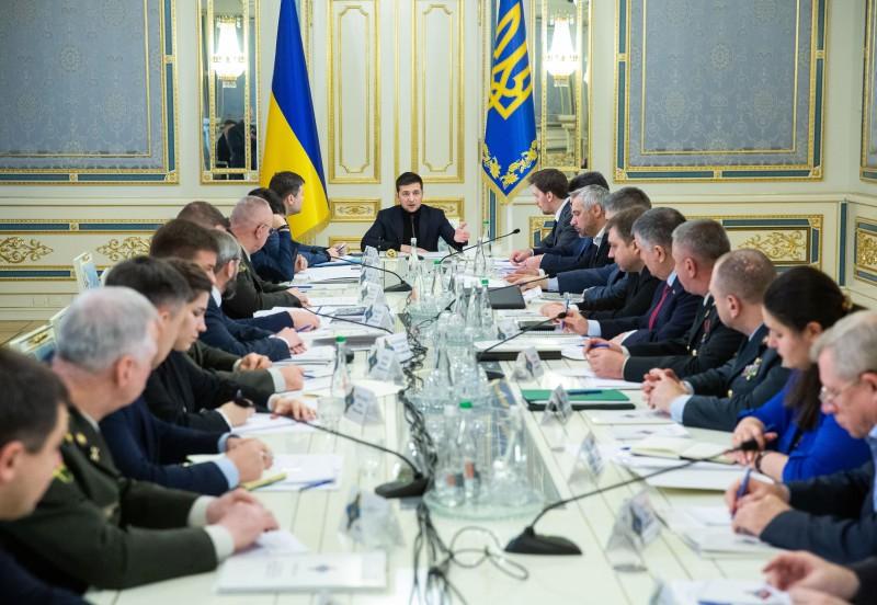 Заседание СНБО в тайном режиме проведет Зеленский из-за ситуации на Донбассе — детали