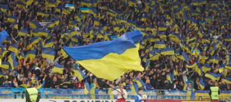 """Лозунг """"Слава Украине! Героям слава!"""" стал официальным девизом украинских футболистов"""