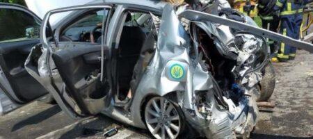 В ДТП на трассе Киев - Чоп погибли два человека