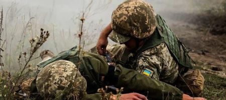 На Донбассе боевики убили украинского воина