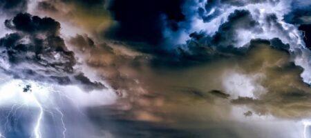 В Украине на 1 июля передали штормовое предупреждение