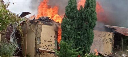 Российские оккупанты атаковали Авдеевку