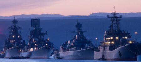 Россия вывела все свои корабли в Чёрное море на фоне учений Sea Breeze