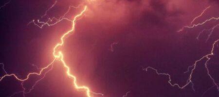 На Львовщине подросток погиб от удара молнии