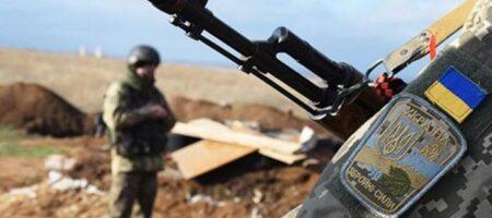 В зоне ООС погиб украинский военный, еще трое ранены