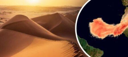 Украину накроет пыль из Сахары