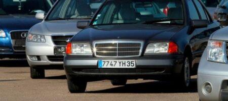 """К каким авто на """"еврономерах"""" не будут применять штрафы в 170 тысяч"""