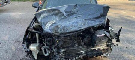 В ДТП в Запорожье пострадали 13 человек