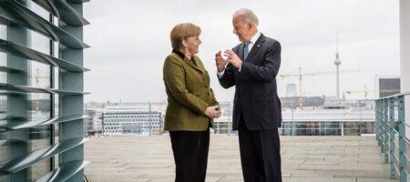 О чем Меркель договорилась с Байденом: текст соглашения