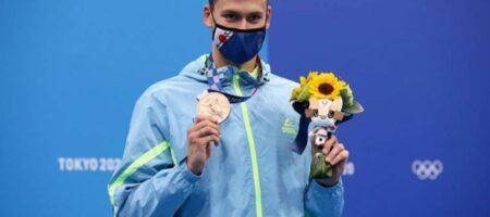 Михаил Романчук завоевал бронзовую медаль на Играх в Токио