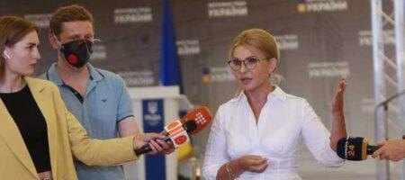 Тимошенко рассмешила нардепов заявлением о непричастности к олигархам (ВИДЕО)