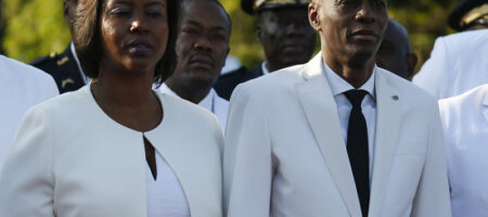 Убили президента Гаити, его жена ранена