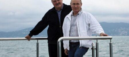 Кремль приглашает Лукашенко в оккупированный Крым