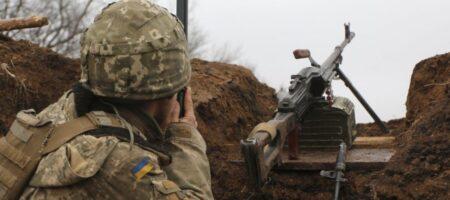В зоне ООС погиб украинский военный, еще один ранен