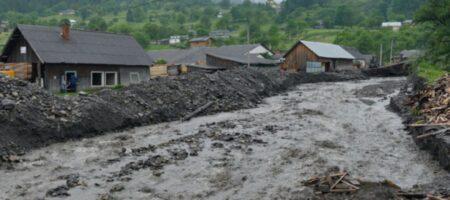 Угроза подтоплений: где в Украине будут оползни и потопы