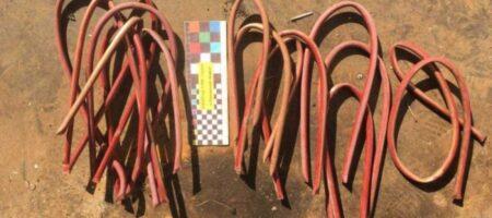 В Ровенской области украли медную трубу, которая поставляла кислород в реанимацию
