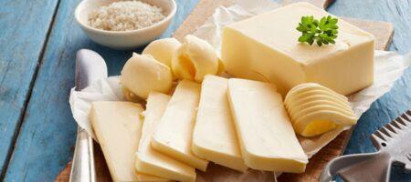 В Украине возникла проблема со сливочным маслом