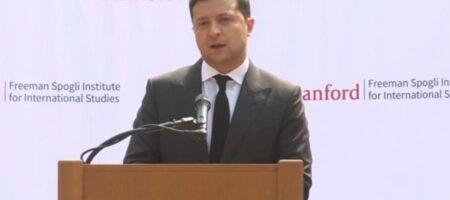 Зеленский не собирается экспортировать оружие: заявление